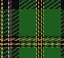 02689 Tarassow Russian Scout District Tartan Fabric Print Iphone Case by Detnecs2013