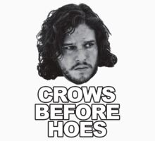 Crows Before Hoes by BurbSupreme