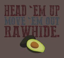 Rawhide. by pegeseus