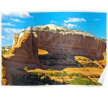 """""""Utah's Stone Sculptures"""" Poster"""