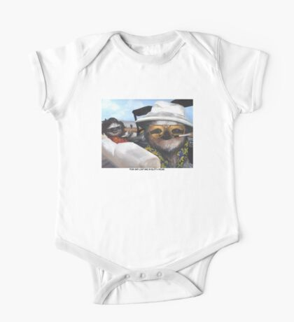 Fear and Loathing in Sloth Vegas One Piece - Short Sleeve