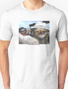 Fear and Loathing in Sloth Vegas Unisex T-Shirt