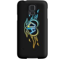 The King of Black Harts (alt) Samsung Galaxy Case/Skin