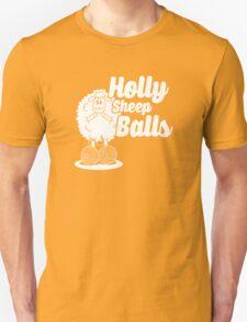 Holly Sheep Balls Unisex T-Shirt