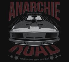 MAD MAX inpired Anarchie Road with Interceptor Design One Piece - Long Sleeve