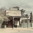 Webb Bros., Butchers ~ Marrar NSW by Rosalie Dale
