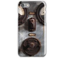 5.12.2015: Old Gauges iPhone Case/Skin