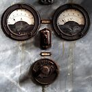 5.12.2015: Old Gauges by Petri Volanen