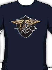 Navy Seals Trident  (t-Shirt) T-Shirt