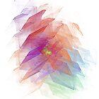Apophysis Fractal Design - Rainbow Flower by iLikeGummybears