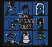 The Arkham Bunch! by ArchXAngel45