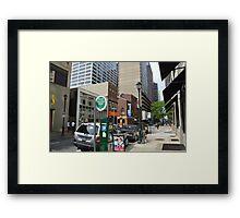 Philadelphia 10 Framed Print