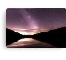 The Milky Way Canvas Print