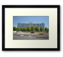 Cherry Hill Towers Framed Print