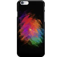 Apophysis Fractal Design - Enhanced Rainbow Flower  iPhone Case/Skin