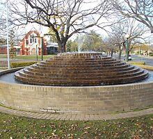 Fountain by AmandaWitt