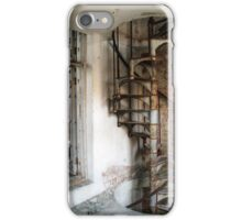 5.12.2015: Iron-Cast Spiral Stairs iPhone Case/Skin