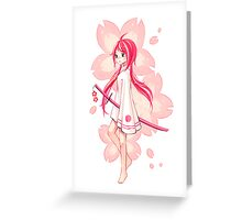 Sakura Greeting Card