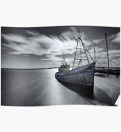 Portugal Fishing Boat Poster