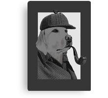 good dog save Canvas Print