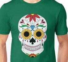 Day Of The Dead Sugar Skull Unisex T-Shirt