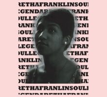 Aretha Franklin Soul Legend T-Shirt