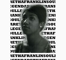 Aretha Franklin Soul Legend Unisex T-Shirt