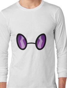 Vinyl Scratch goggles Long Sleeve T-Shirt