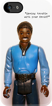 iPhone Case - Lando ESB by fenjay