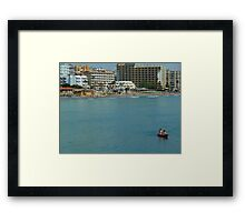 Voyage of Discovery Framed Print