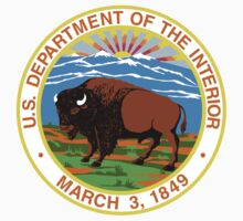 US Dept of the Interior by GreatSeal