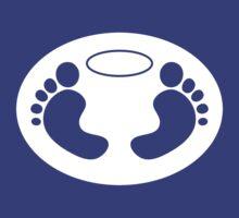 Feet 'n Halo | White bg by Lin Da
