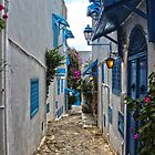 Sidi Bou Said by Omar Dakhane