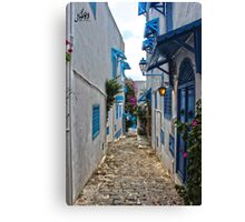 Sidi Bou Said Canvas Print