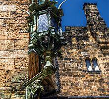 Alnwick Castle Lantern by Andrew Pounder