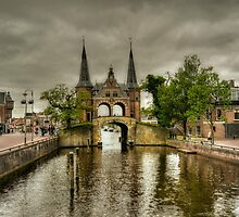 Entrence to the city of Sneek, Netherlands by Nicole W.