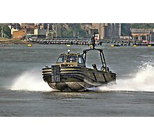 Combat Support Boat (CSB) Photographic Print