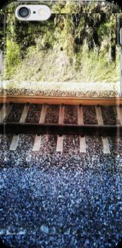 Train Tracks by rapplatt