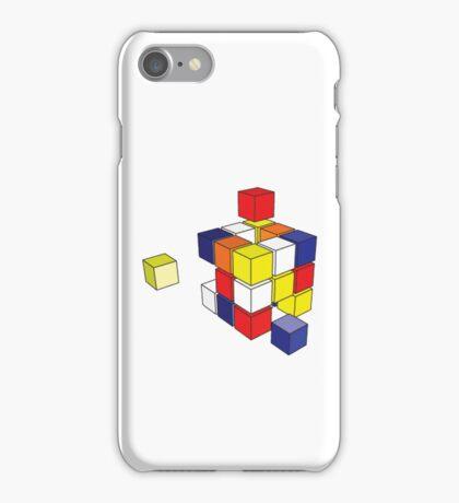 rubix cube  iPhone Case/Skin