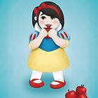 Snow White by Digital Art with a Heart