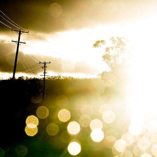On the road by Jocelyn  Parry-Jones