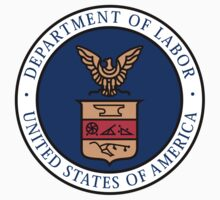 US Dept of Labor  by GreatSeal