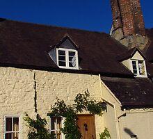 Wolmer House, Much Wenlock by wiggyofipswich