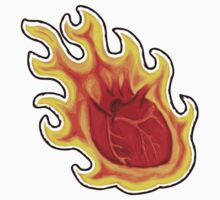 This Hearts on Fire Kids Clothes