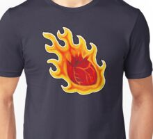 This Hearts on Fire Unisex T-Shirt