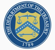 US Dept of the Treasury by GreatSeal