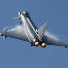 Typhoon and afterburner ramp it up by Matt Sillence