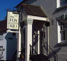 The Fox, Much Wenlock by wiggyofipswich