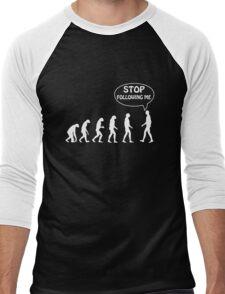 Stop Following Me Men's Baseball ¾ T-Shirt
