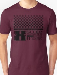 DS3 Racing Loeb Edition, Roof Design T-Shirt